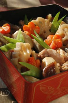 osechi - japanese traditional food for new year