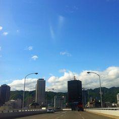 Kobe city.