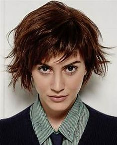 Latest Short Haircuts for Women: Curly, Wavy, Straight ...