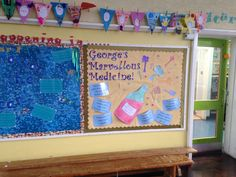 George's marvellous medicine Georges Marvellous Medicine, Roald Dahl, Teaching, Frame, School Stuff, Classroom Ideas, English, Inspiration, Inspired
