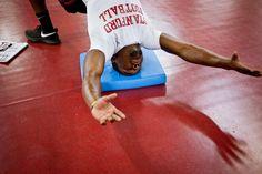 Stanford's Distinct Training Regimen Redefines Strength - NYTimes.com