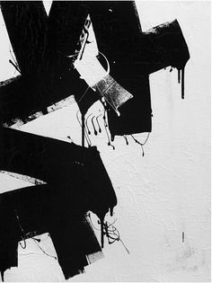 abstract art black and white Black And White Painting, Black And White Abstract, Grafik Art, Abstract Expressionism, Abstract Art, Modern Art, Contemporary Art, Art Abstrait, Expo