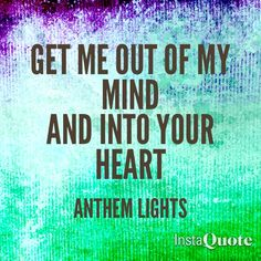 Another Anthem Lights quote