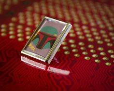 Cool Boba Fett Star Wars Tie/Lapel Pin by UnofficiallyOriginal