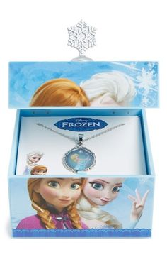 Disney's Frozen Music Box & Necklace http://rstyle.me/n/uguuznyg6