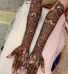 Mehndi Designs Bridal Hands, Wedding Henna Designs, Full Mehndi Designs, Mehandhi Designs, Engagement Mehndi Designs, Legs Mehndi Design, Mehndi Designs Feet, Mehndi Design Pictures, Beautiful Mehndi Design