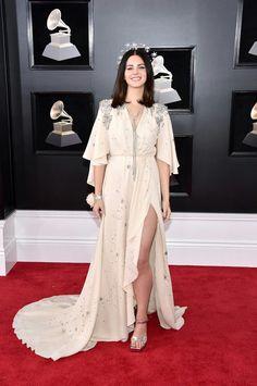 Lana Del Rey on 60th Grammy Awards