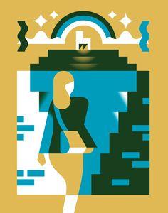 Editorial Illustrationen für das Focus Business Magazin. Die Grafiken begleiten einen Text über Karrierewege, Jobanreize und Work-Life-Balance, eine Service-Rubrik sowie ein mehrseitiges Branchen-Ranking. Illustrationen Timo Meyer Art Direction Irene Steppan