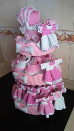 BAUTIZO DE ERIN Baby Shower Deco, Baby Shower Favors Girl, Tea Party Baby Shower, Baby Boy Shower, Baby Shower Gifts, Baby Gifts, Wedding Shower Cards, Diy Bebe, Diy Birthday Decorations