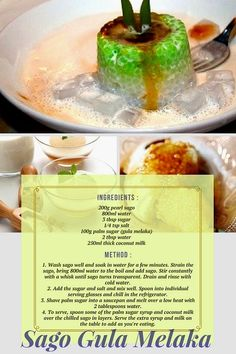 Sweetness Haven Creations Delicious Cake Recipes, Homemade Cake Recipes, Pudding Desserts, Dessert Recipes, Pandan Chiffon Cake, Malaysian Dessert, Vietnamese Dessert, Asian Desserts, Cakes And More