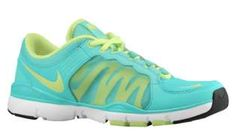Nike Flex Trainer 2 Tropical Twist Liquid Lime Womens Training Shoes 8cea3c9e5