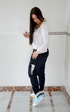 Catelicious: Il mio outfit casuale e sportivo