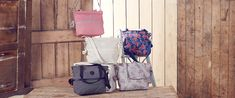 Spread the cost of a Kipling Airaz Large Expanding Tote