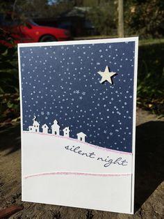 Stampin' Up!, Jingle all the Way, Sleigh Ride Edgelits, Christmas
