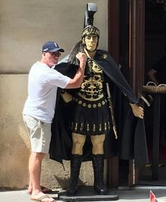 Roy Dirnbeck, a star from Storage Wars Canada traveled to Paris & Vienna during the summer of Storage Auctions, Entertainment Blogs, Paris Travel, Canada Travel, Reality Tv, Vienna, Punk, War, Summer