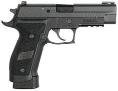 sig sauer 9mm semiautomatic