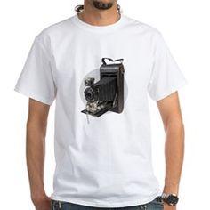 Antique Bellows Camera T-Shirt