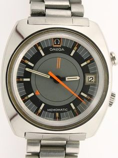 Retro Omega Memomatic Alarm Watch: Not Free But A Good Value In Vintage Watches — HODINKEE - Wristwatch News, Reviews, & Original Stories