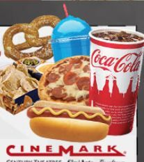 Cinemark Theatres: Save $2 off ANY Fountain or Frozen Drink w/ANY Popcorn, Pretzel, Nachos, Pizza or Hot Dog Purchase Coupon!