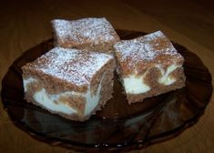 Czech Desserts, My Favorite Food, Favorite Recipes, Czech Recipes, Sweets Cake, Healthy Diet Recipes, How Sweet Eats, Desert Recipes, Sweet Recipes