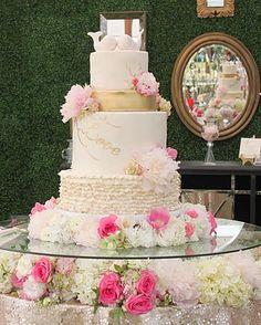 Delicious Desserts South Carolina Wedding Cakes