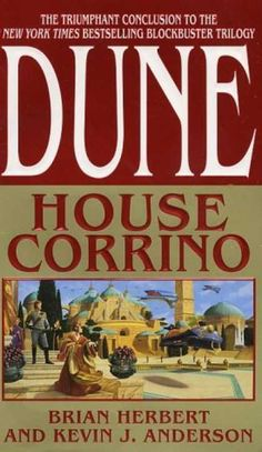 Dune: House Corrino: Reading this right now, final book in the series..