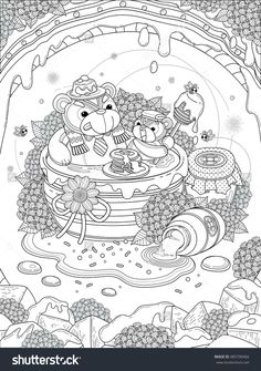 1752 Best Coloring Pages For Adults Images In 2019 Coloring Pages