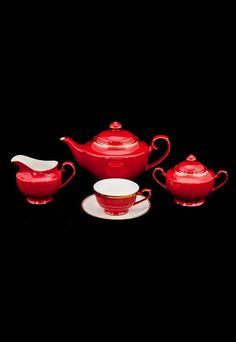 Regal 17 pcs Tea Set Indian Wedding Gifts, Dinner Sets, Tea Set, Food, Essen, Tea Sets, Meals, Yemek, Eten