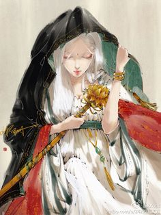 Just the flower . Character Portraits, Character Art, Character Design, China Art, Anime Artwork, Anime Art Girl, Female Art, Sailor Moon, Character Inspiration