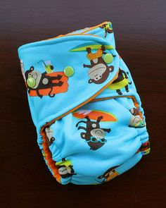 Beach Boys One-Size Fitted Diaper | Flickr - Photo Sharing!