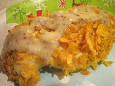 WW Honey Crunch Oven Baked Chicken