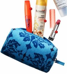 FREE Target Summer Beauty Bag full of Samples! I got my winter beauty bag, and it was great!