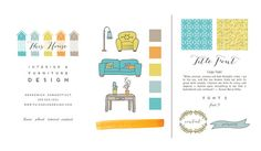 Premade Business Branding Package  Interior Design by 603Creative, $150.00