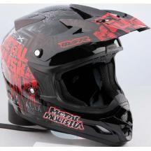 ONEAL Adult Dirt Bike Helmet and Moto X1 Off Road Goggles Set Enduro Quad ATV Motorcycle Sports Downhill BMX Rider