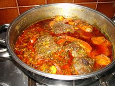 מתכון דג מרוקאי לשבת, נתחי דגים בסגנון מרוקאי חריף פיקנטי