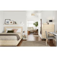 Small Space Solutions - Ideas & Advice - Room & Board