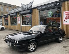"""""Harley"""" 1979 Ford Capri Mk3 Ghia 3100 Manual Ford Capri Mk3, Ford Motor Company, Amazing Cars, Wonders Of The World, Cars And Motorcycles, Muscle Cars, Old School, Classic Cars, Star"