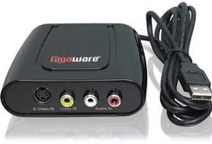 Gigaware® VHS to DVD Converter