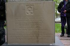 Onthulling gedenksteen 18-05-2015