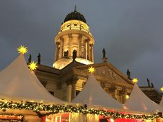 #Christmas #market in #Berlin, #Germany. www.fastcover.com.au