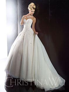 Wedding Gown - 15453