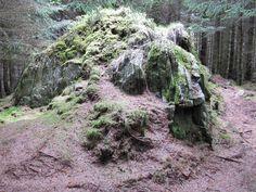 The Wolf Stone, Clach a' Mhadaidh - Scotland