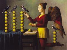 Affinity of Twenty Seven Lemons 2011 by Ilya Zomb