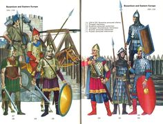 Byzantine armies, 1000-1200 AD