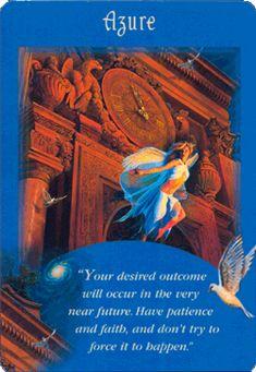 Orakelkaarten - Online orakels - Boodschap van de Engelen