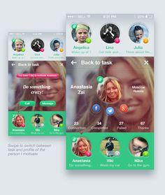 Hottest Mobile UI Design examples http://www.isharearena.com/tag/mobile-ui/
