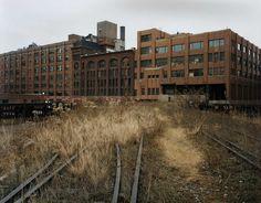 Joel Sternfeld- Walking The High Line
