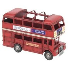 Explore our range of beautiful artefacts and decorations, we're confident you'll find exactly the right details to give your home style and comfort. London Bus, New London, Industrial Style, Industrial Design, Pencil Holder, Boutique, Retro, House Styles, Collections