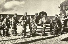 May 20, 1941 - Operation Mercury: German paratroops invade Crete.