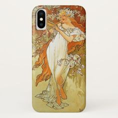 Spring iPhone X Case